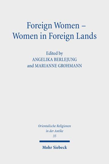 Foreign Women – Women in Foreign Lands
