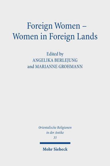 Foreign Women – Women in Foreign Lands