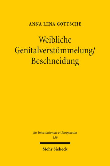 Weibliche Genitalverstümmelung/Beschneidung