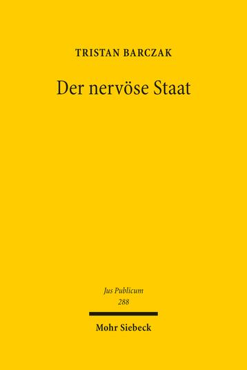 Der nervöse Staat