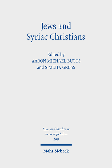 Jews and Syriac Christians