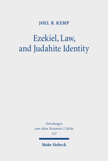 Ezekiel, Law, and Judahite Identity