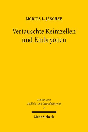 Vertauschte Keimzellen und Embryonen