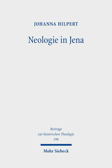 Neologie in Jena