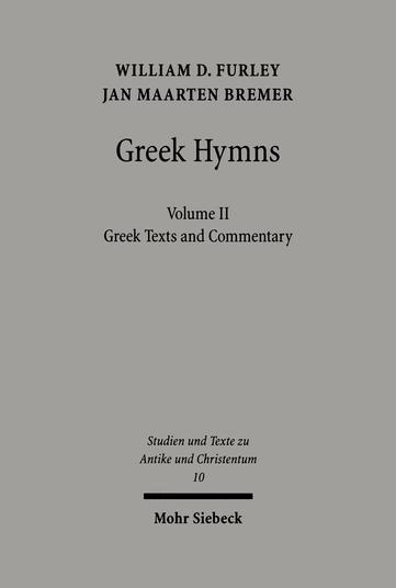 Greek Hymns