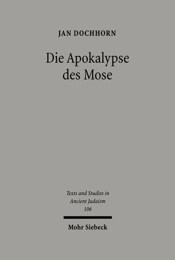 Die Apokalypse des Mose