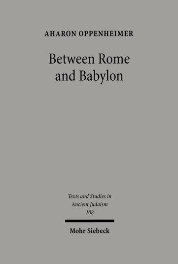 Between Rome and Babylon