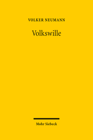 Volkswille
