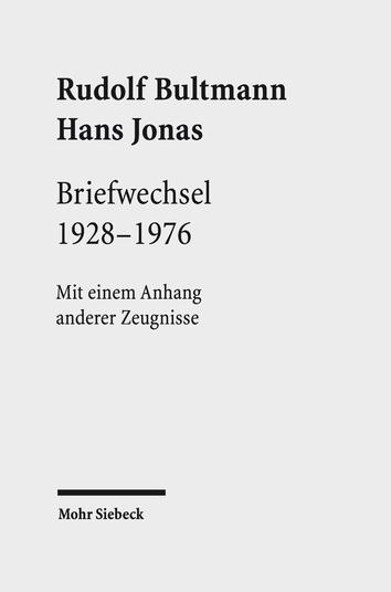 Briefwechsel 1928–1976: Mit einem Anhang anderer Zeugnisse Book Cover