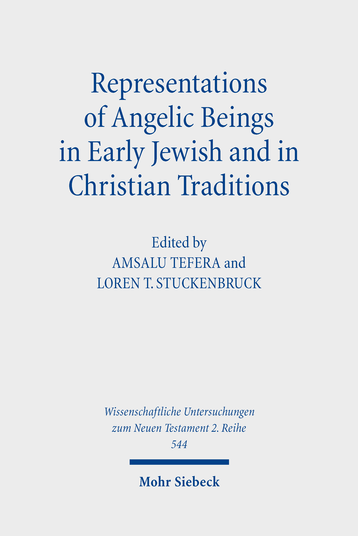 Representations of Angelic Beings in Early Jewish and in Christian Traditions