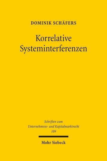 Korrelative Systeminterferenzen