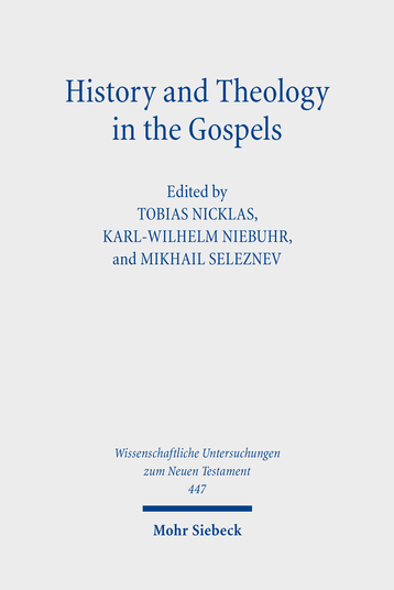 History and Theology in the Gospels