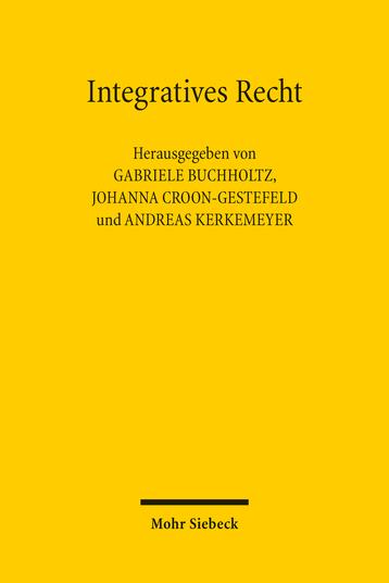 Integratives Recht