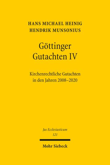 Göttinger Gutachten IV