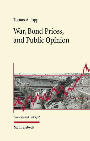 War, Bond Prices, and Public Opinion