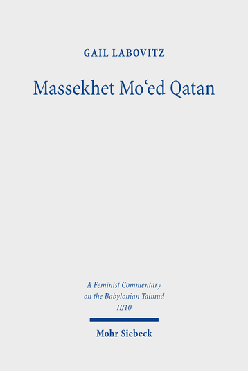Massekhet Mo'ed Qatan