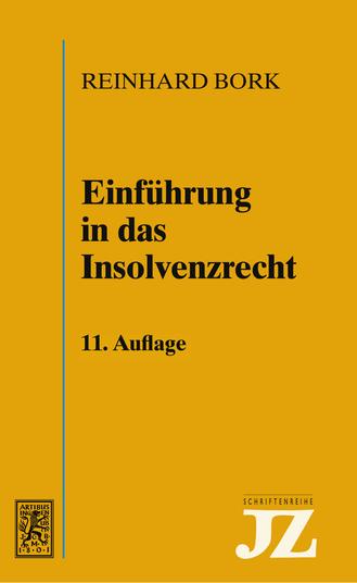 Einführung in das Insolvenzrecht