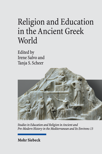 Religion and Education in the Ancient Greek World