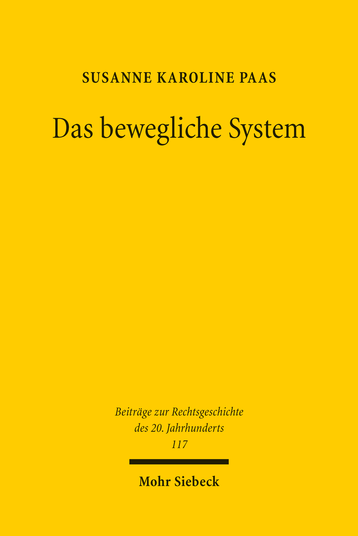 Das bewegliche System