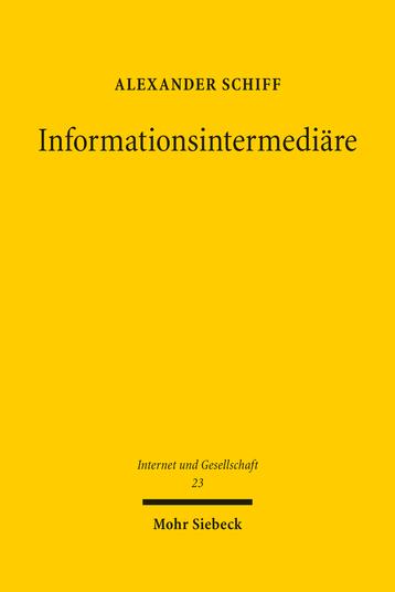 Informationsintermediäre