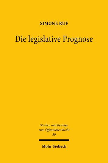Die legislative Prognose