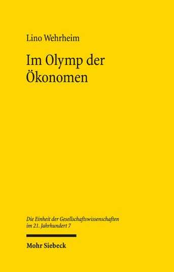 Im Olymp der Ökonomen