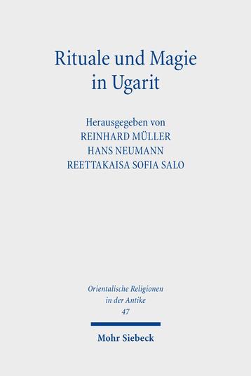 Rituale und Magie in Ugarit
