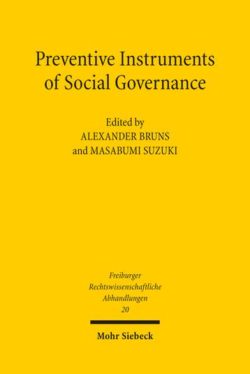Preventive Instruments of Social Governance
