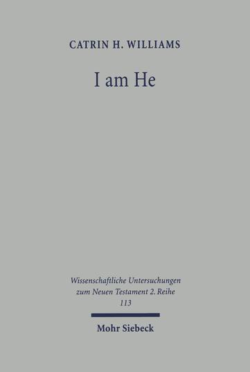 »I am He«