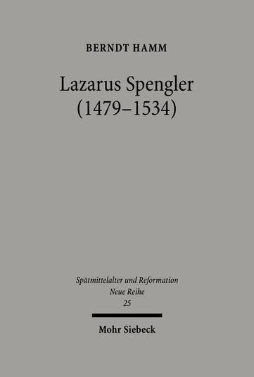 Lazarus Spengler (1479–1534)