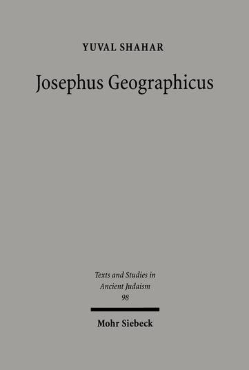 Josephus Geographicus