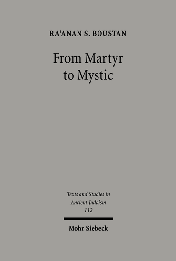 From Martyr to Mystic