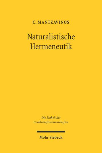 Naturalistische Hermeneutik