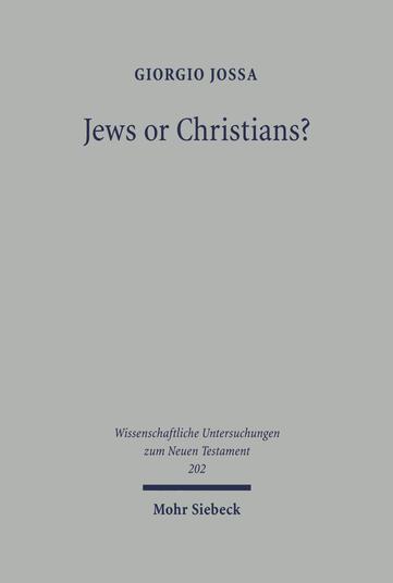 Jews or Christians?