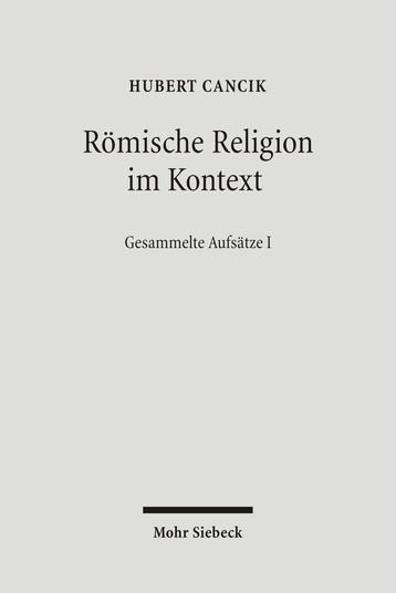 Römische Religion im Kontext