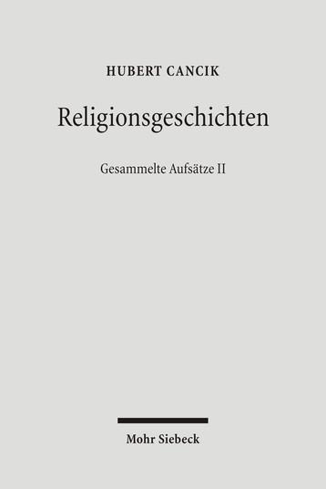 Religionsgeschichten