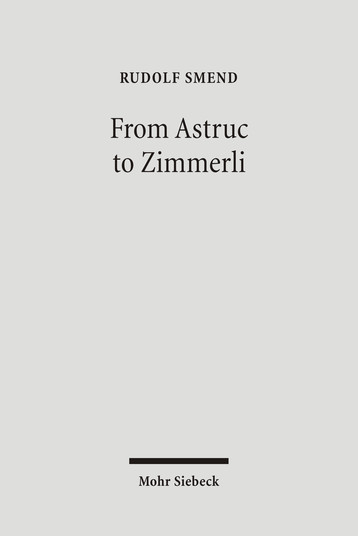 From Astruc to Zimmerli