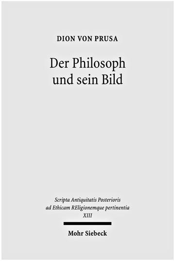 Der Philosoph und sein Bild
