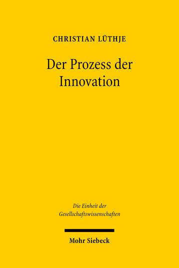 Der Prozess der Innovation