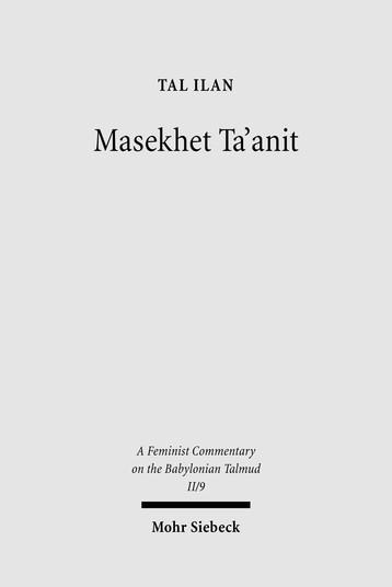 Massekhet Ta'anit