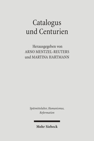 Catalogus und Centurien