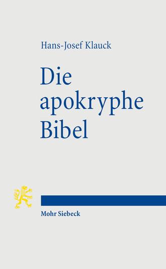 Die apokryphe Bibel