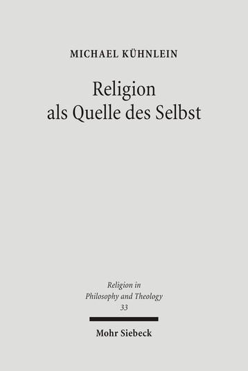 Religion als Quelle des Selbst
