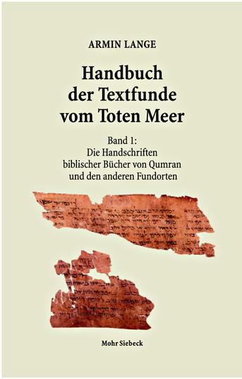 Handbuch der Textfunde vom Toten Meer