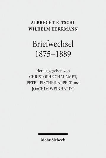 Briefwechsel 1875 – 1889