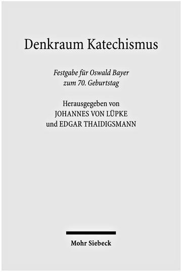 Denkraum Katechismus