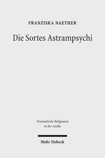 Die Sortes Astrampsychi