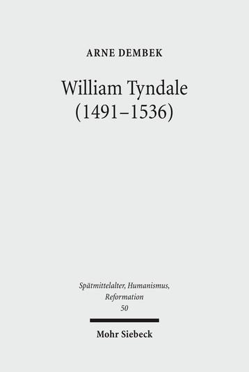 William Tyndale (1491–1536)