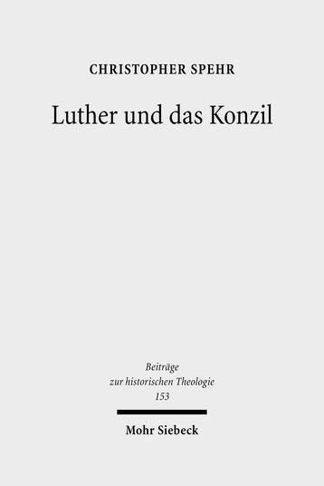 Luther und das Konzil
