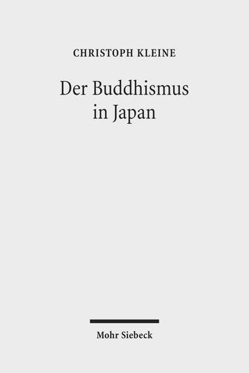 Der Buddhismus in Japan